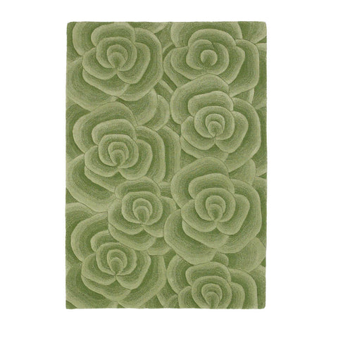 Think Rugs Valentine VL 10 Green
