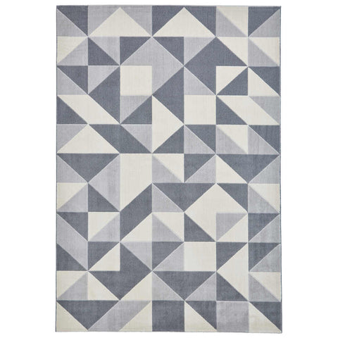 Think Rugs Vancouver 18214 Grey