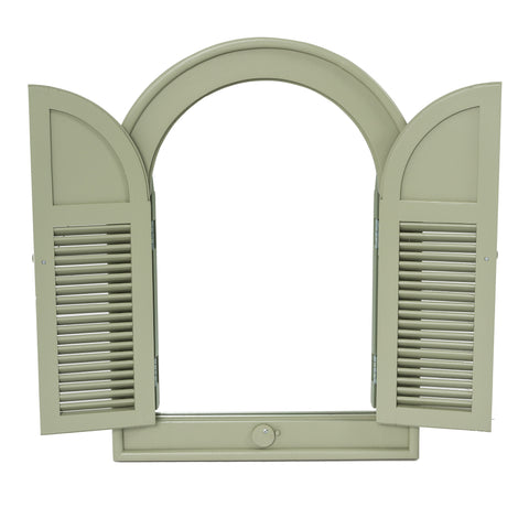 Verdi Outdoor Arch Mirror