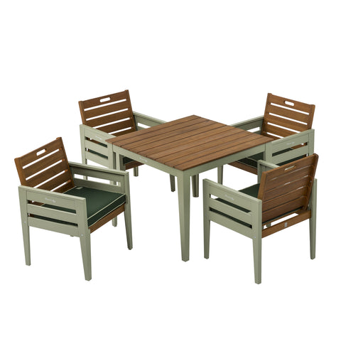 Norfolk Leisure Verdi Dining Set