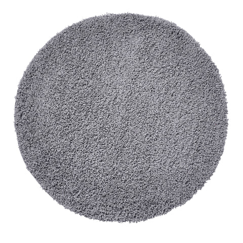 Think Rugs Vista 2236 Grey Circle