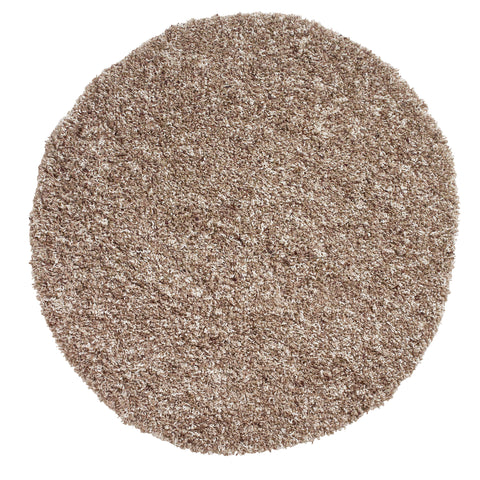 Think Rugs Vista 3547 Beige Circle