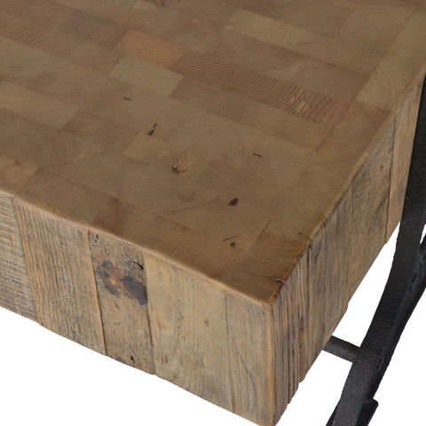 Saxo Industrial Coffee Table