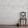 White Brick Wallpaper - - Wallpaper by Debbie McKeegan available from Harley & Lola - 2