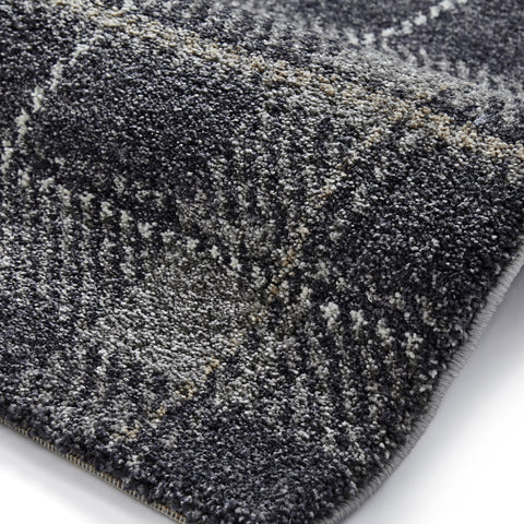 Think Rugs Wellness Dark Grey