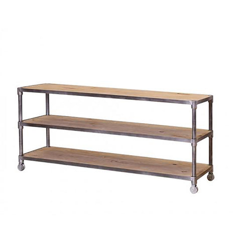 Explorer Iron Framed Shelves