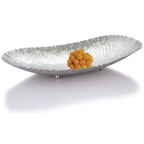 Oval Scored Bowl - - Home Wares by ECL available from Harley & Lola