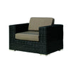 Cuba Armchair -Ebony - Garden & Conservatory by Westminster available from Harley & Lola - 2