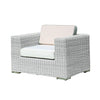 Cuba Armchair -Platinum - Garden & Conservatory by Westminster available from Harley & Lola - 4