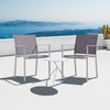 Verona Aluminium & texteline Dining Chair - - Garden and Conservatory by Cozy Bay available from Harley & Lola - 5