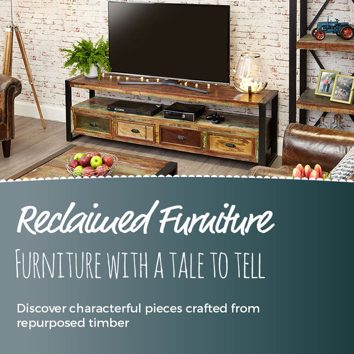 Reclaimed Furniture - Furniture with a tale to tell