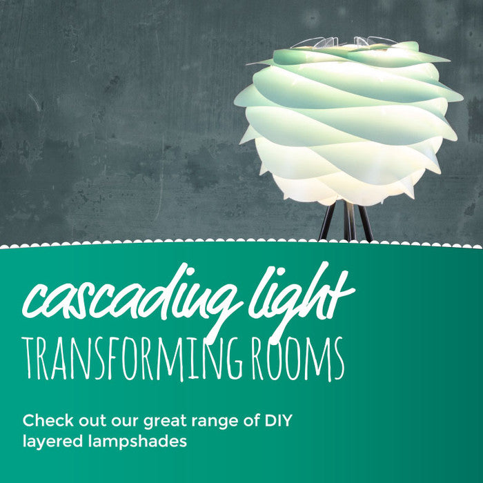 Cascading Lights - Transforming Rooms