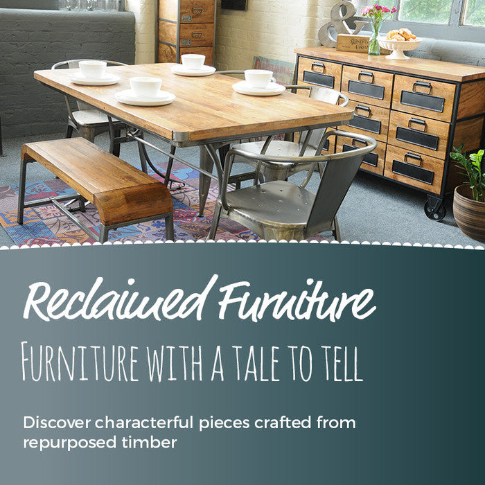 Reclaimed Wood Furniture