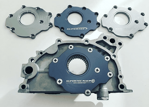 Supertec Billet Backing Plates RB N1 Oil Pumps
