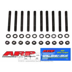 ARP - Main Stud Kit, 2-Bolt Main Hex Nut For Mitsubishi 2.0L 4G63 DOHC (2007 & Earlier)