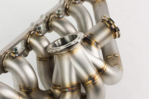 Hypertune RB26 RB30 VBand Turbo Manifold