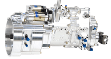 ST6 I – Inline Transmission for Front Engine Applications