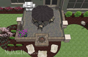 Concrete Patio #04-032001-01