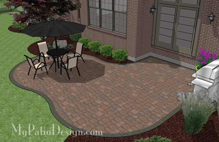 Concrete Patio #04-042001-01