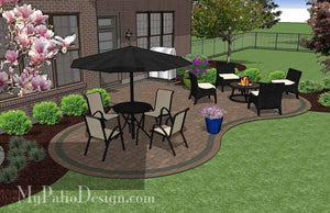 Concrete Patio #04-046501-01