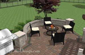 Concrete Patio #04-046501-02
