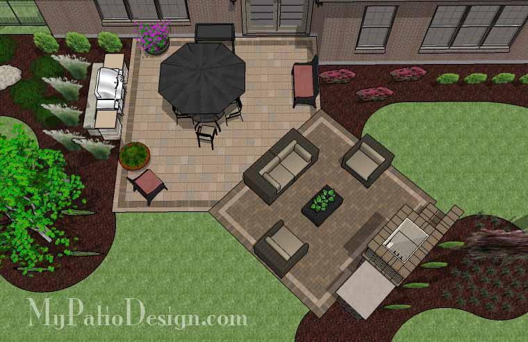 Concrete Patio #04-063501-01