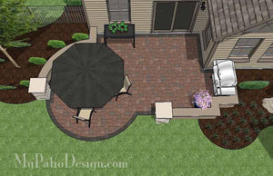 Concrete Patio #06-029001-01