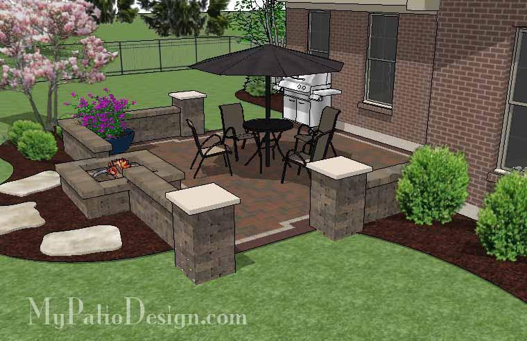 Concrete Patio #06-032001-01