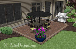 Concrete Patio #06-032002-01