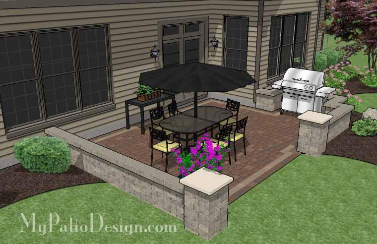 Concrete Patio #06-032002-02