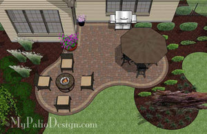 Concrete Patio #06-039001-01