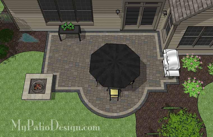 Concrete Patio #06-040001-01