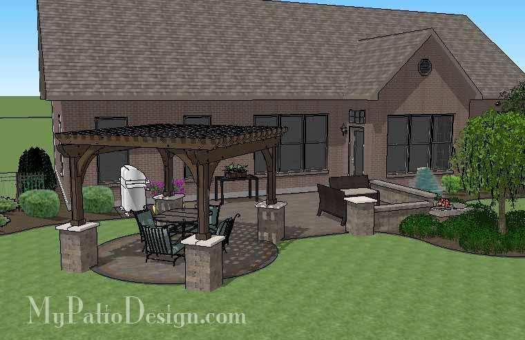Concrete Patio #06-060001-02