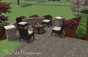 Concrete Patio #06-060002-01