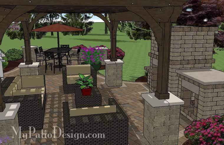 Concrete Patio #06-063001-01