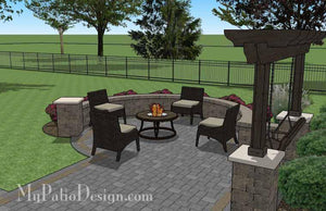 Concrete Patio #06-063501-02