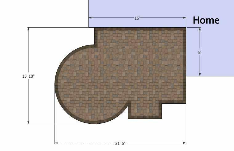 Concrete Patio #08-029001-01