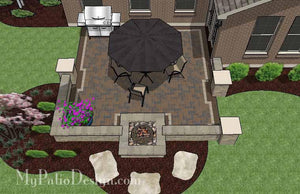 Concrete Patio #08-032001-01