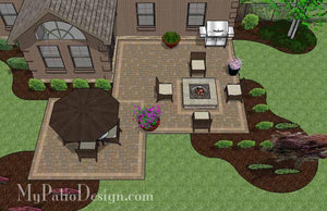 Concrete Patio #10-054001-01