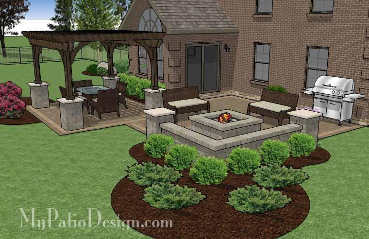 Concrete Patio #10-054001-03