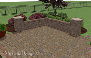 Concrete Patio #10-068001-01