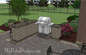 Concrete Patio #C-087501-01