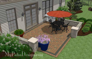 Concrete Patio #S-030001-02