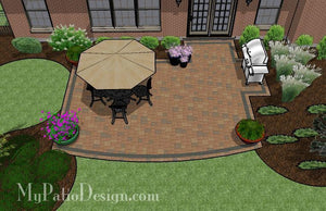 Concrete Patio #S-041001-01