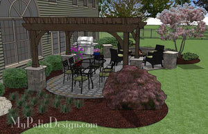 Concrete Patio #S-045001-02