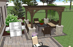 Concrete Patio #S-047001-02