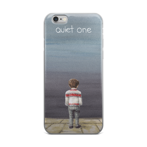 Quiet One - iPhone 6 Case
