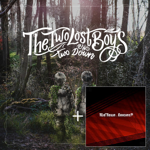 The Two Lost Boys (Physical Album) + Origins? (Physical Album) Bundle