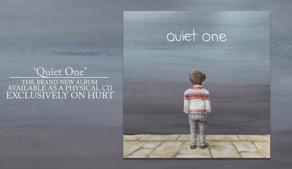 Click here to purchase the only physical version of Quiet One available worldwide!