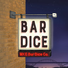 Load image into Gallery viewer, The Original Bar Dice Kit - MKE Bar Dice Co.